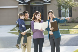 touring a home and buying a home in a buyer's market
