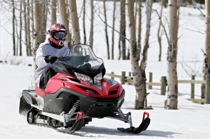 snowmobiling in grand forks