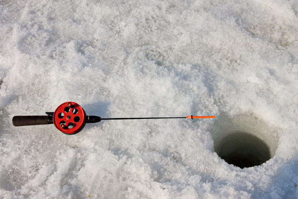 ice fishing and other grand forks winter activities